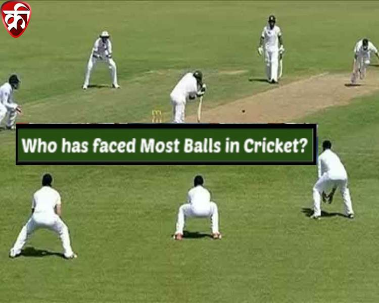 Most balls faced in Test Cricket